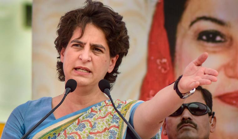 Never saw a more coward, weak PM than Modi: Priyanka