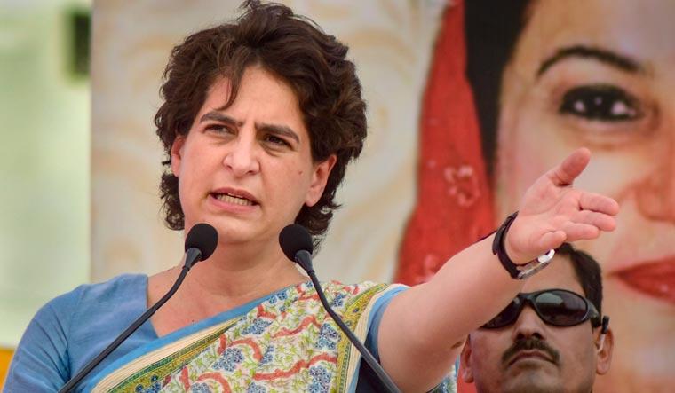 Never saw a more coward, weak PM than Modi: Priyanka