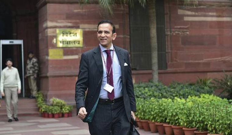 [File] Indian High Commissioner to Pakistan Ajay Bisaria | PTI