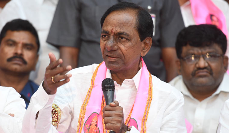 Telangana: KCR tells people to join hands with govt to help end corruption