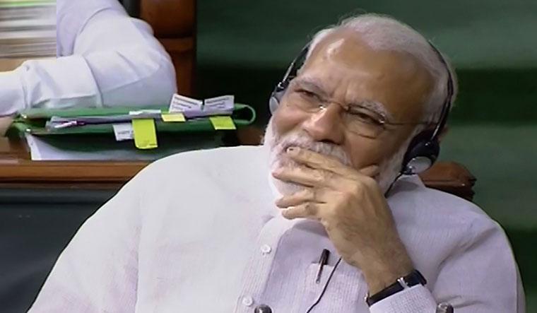 Congress calls Modi 'very big salesman', BJP asks it to respect