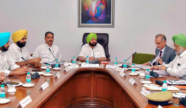 Drug cases: Punjab CM bats for fast-track courts