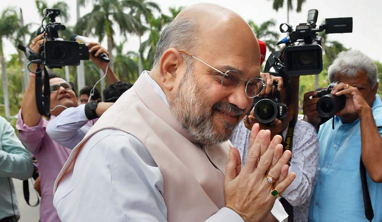Kashmiri Pandits welcome Amit Shah's statement on 'temporary' Article 370