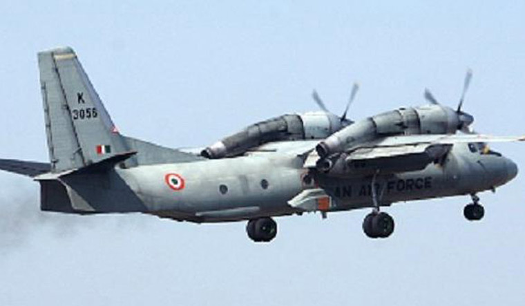 IAF announces Rs 5 lakh reward for information on missing AN-32 aircraft