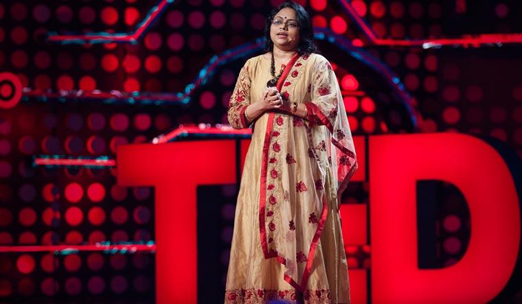 Ritu Karidhal TED