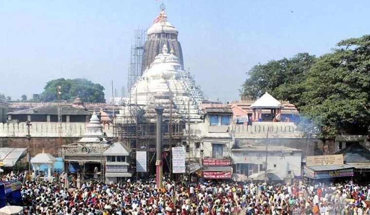 Shree Jaganath temple in Puri | PTI