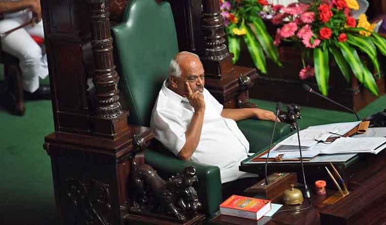 Karnataka assembly adjourned till Friday amid uproar