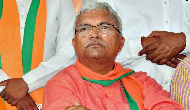 BJP ex-MLA arrested in Bhopal for threatening CM Kamal Nath