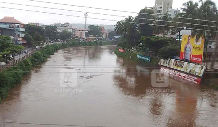 Meenachil river onmanorama