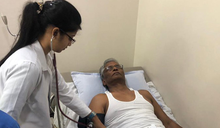 Shrimant Patil hospital ANI