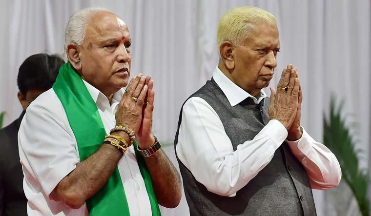 Karnataka: Yediyurappa govt to face floor test on Monday