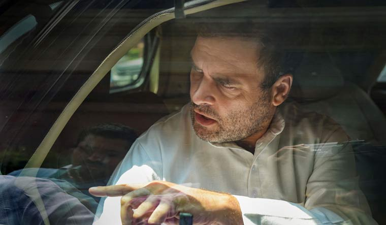 (File) Rahul Gandhi