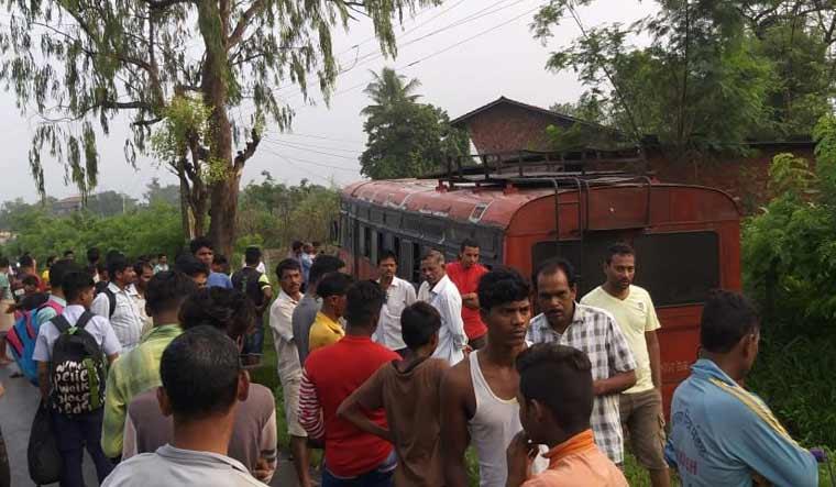 ANI bus accident