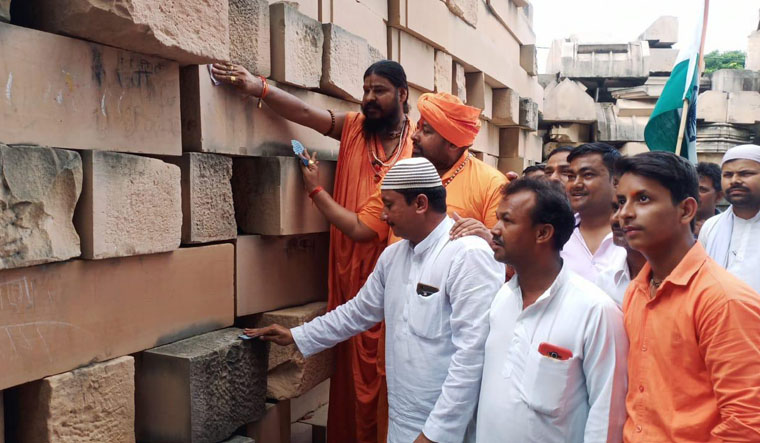 Muslim man who cleaned Ram Mandir stones in Ayodhya claims backlash from community