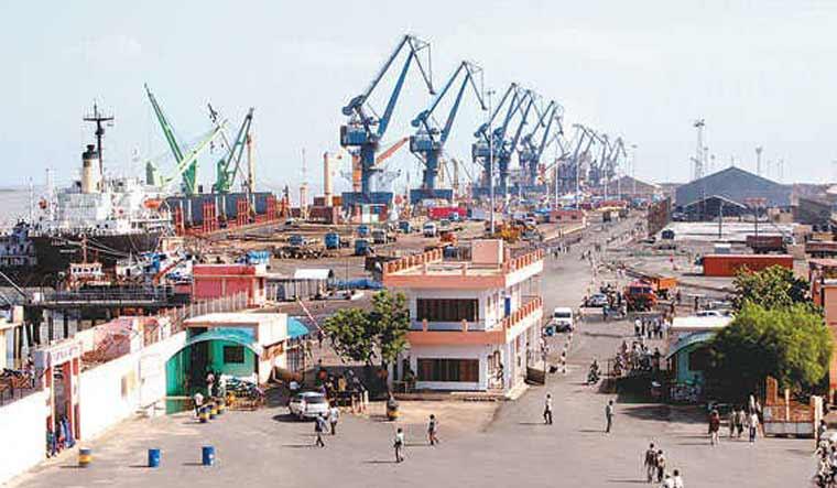Kandla port wiki