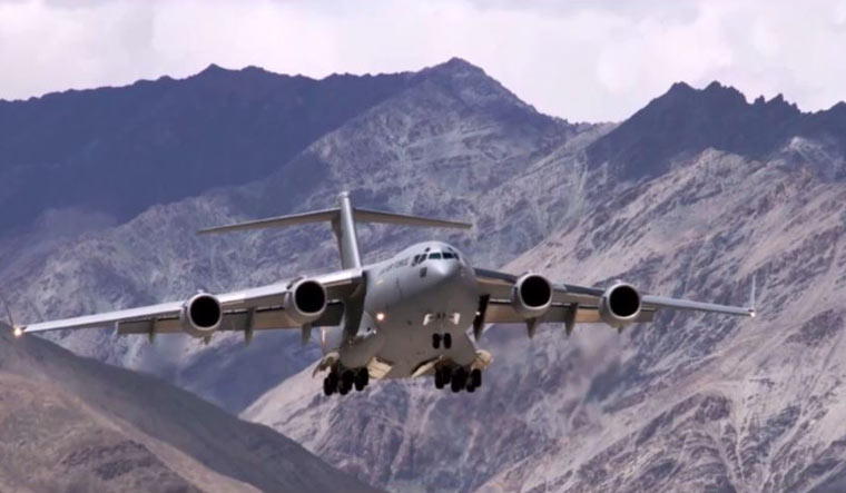 C-17 IAF