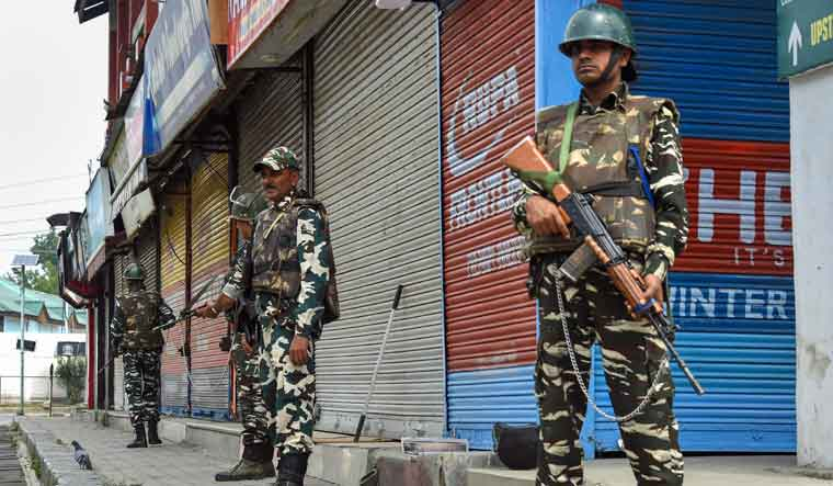 J&K: Communication curbs cause 70% decline in intelligence gathering