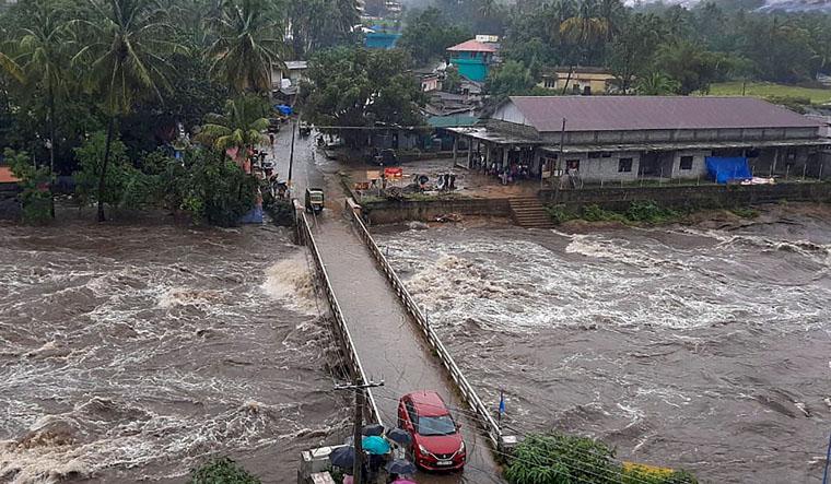 Kerala, TN, Karnataka on red alert due to heavy rains - The Week