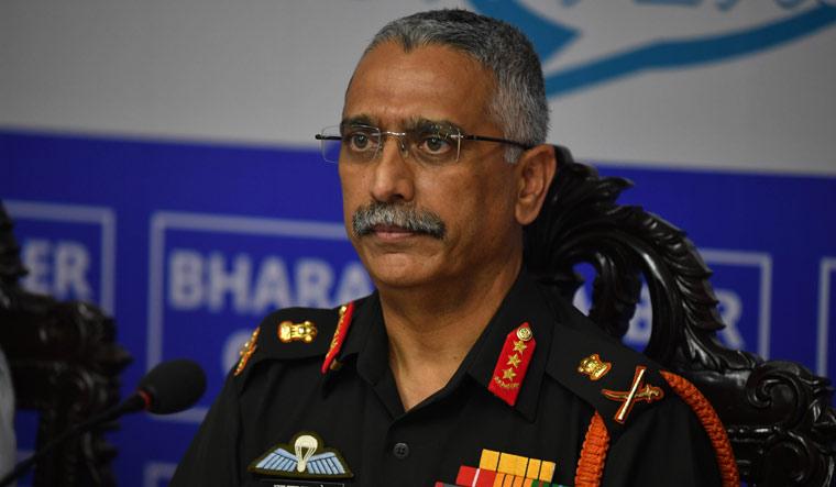 Lt General Manoj Mukund Naravane    Salil Bera