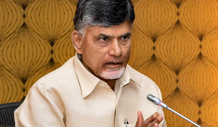 Is BJP in Andhra being controlled by former CM Chandrababu Naidu? - The Week