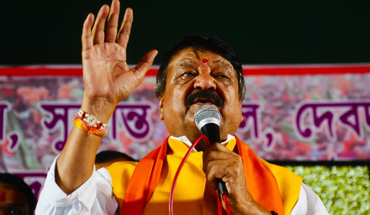 BJP leader Kailash Vijayvargiya | Salil Bera