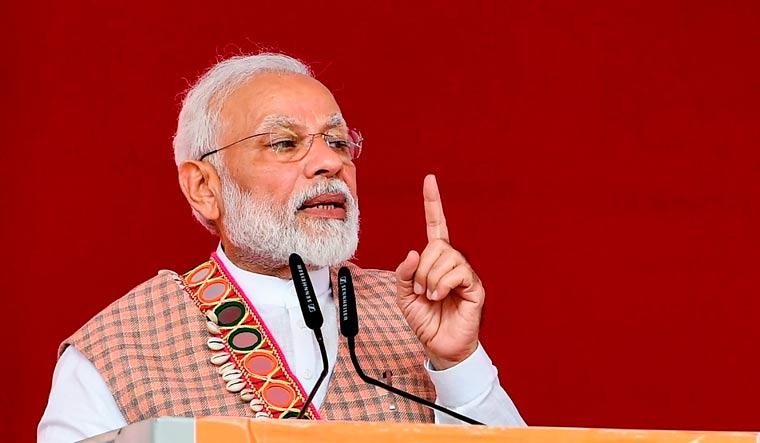 Prime Minister Narendra Modi   PTI
