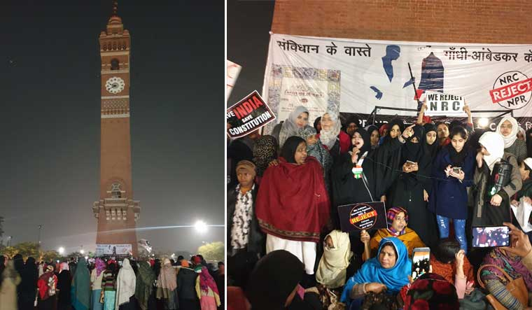 Ghanta Ghar―Where Lucknow's women protest in solidarity