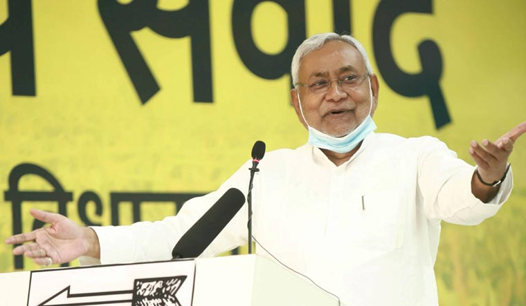 Bihar Chief Minister and JD(U) President Nitish Kumar   PTI