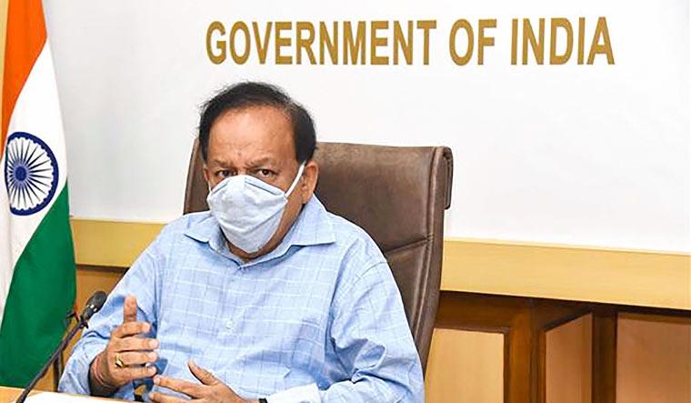 Union Health Minister Harsh Vardhan | PTI