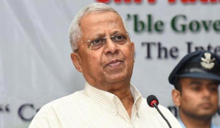 [File] Tathagata Roy, former governor of Meghalaya and Tripura   PTI
