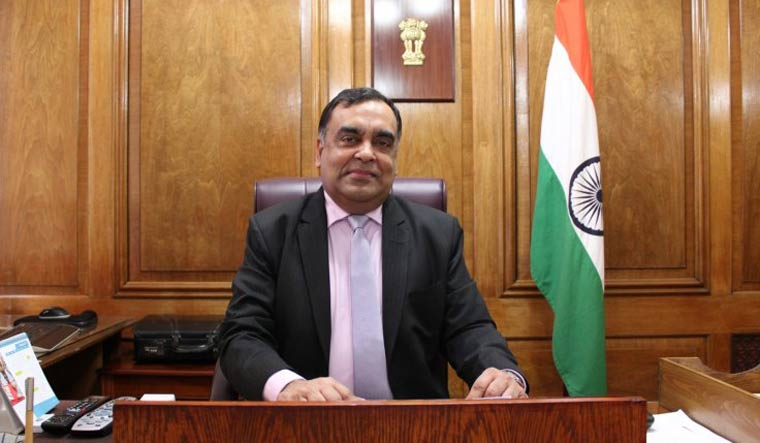 Yashvardhan K. Sinha appointed new Chief Information Commissioner