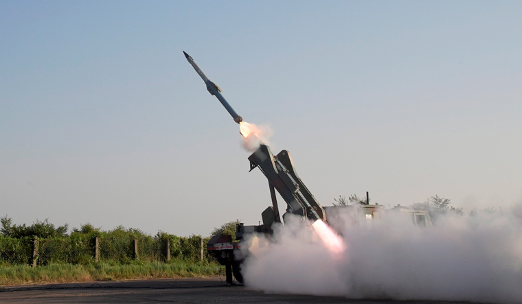 The first QRSAM test was conducted on November 13 | PTI