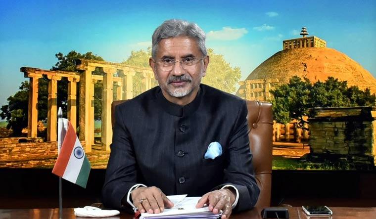 External Affairs Minister S Jaishankar represents India at the 15th East Asia Summit | Twitter/MEAIndia