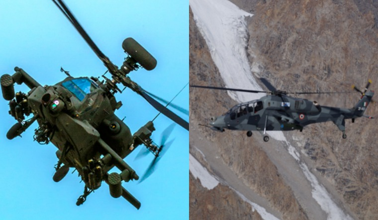 apache lch collage