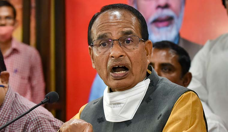 Madhya Pradesh Chief Minister Shivraj Singh Chouhan | PTI
