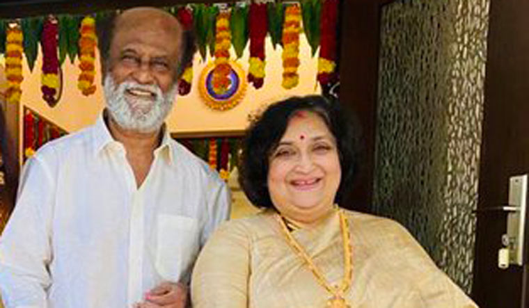 Will financial default cases against his wife come to haunt Rajinikanth? -  The Week