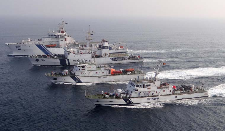 coast guard rep