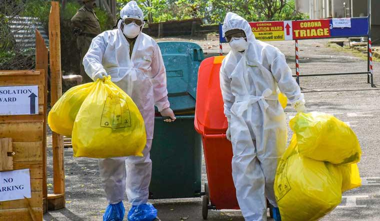 Kerala coronavirus rep Kochi PTI