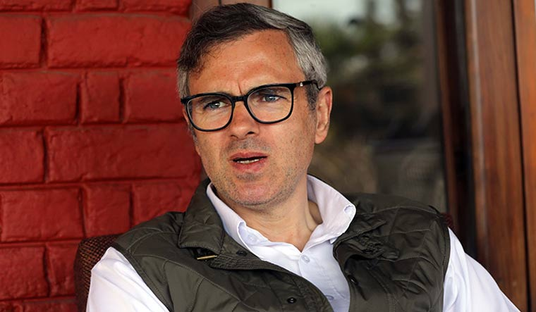 Omar Abdullah: 'Our fight no longer for power but for identity'