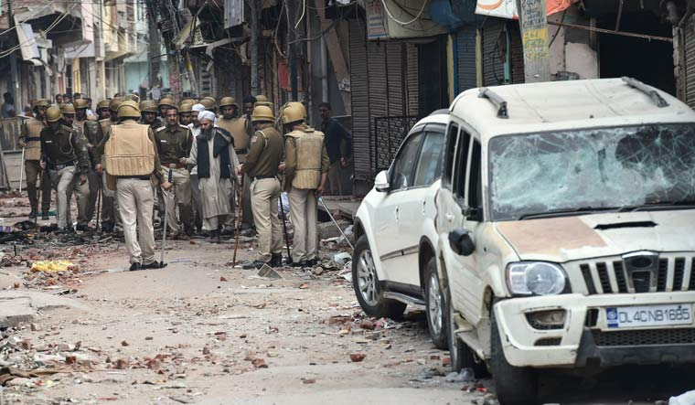 Communal violence had broken out in northeast Delhi on February 24 after clashes between citizenship law supporters and protesters spiralled out of control leaving at least 53 people dead and around 200 injured | PTI