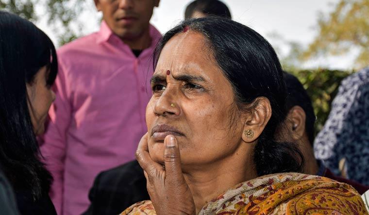 Asha Devi Nirbhaya PTI