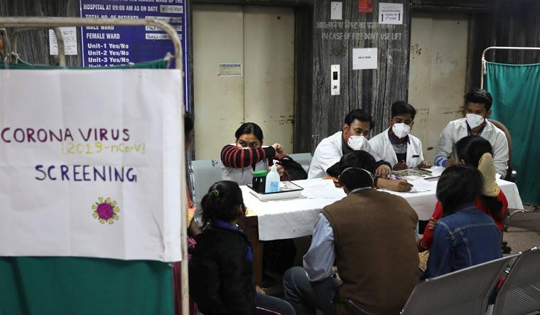 doctors corona