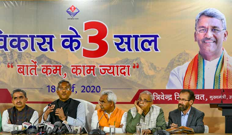 Uttarakhand-Chief-Minister-Trivendra-Singh-Rawat-PTI