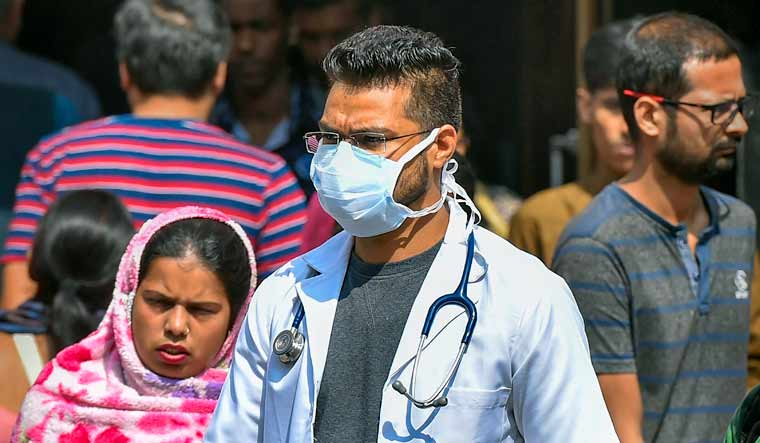 Six cases with 'high viral load' for coronavirus detected in India ...
