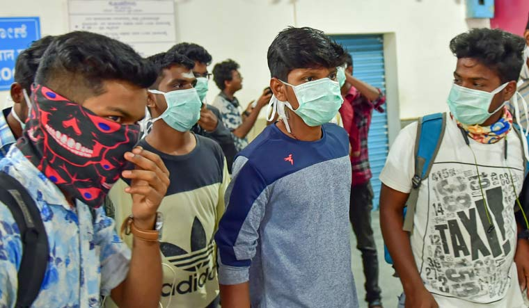 Coronavirus | Five more people from Kerala test positive for COVID-19