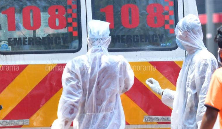 ambulance rep onmanorama