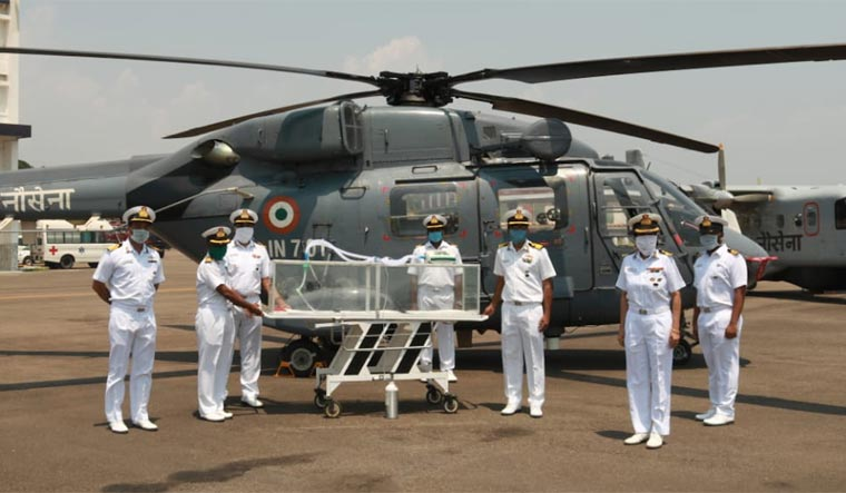 southern-naval-command-air-evacuation-pod-Kochi