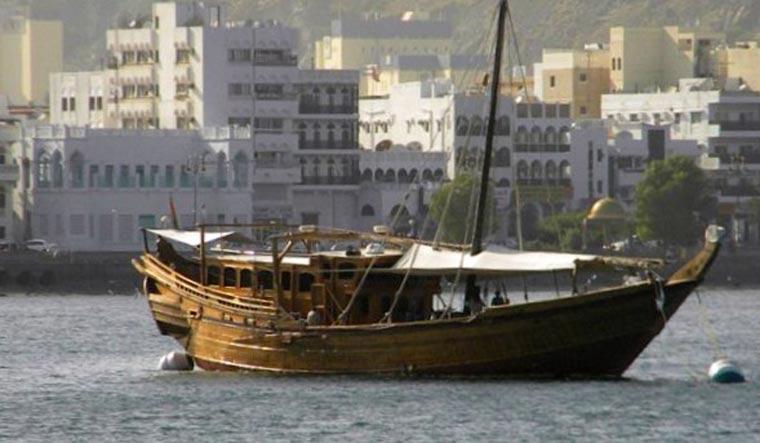 Omani-Dhow-Muscat-Pranav21391