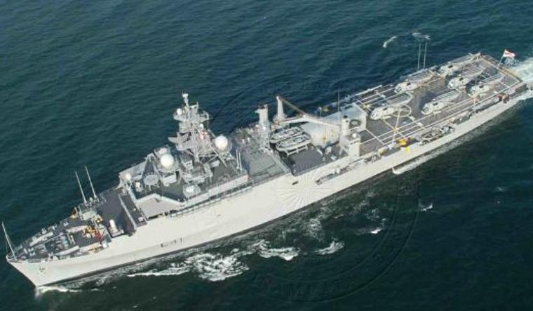jalashwa indian navy