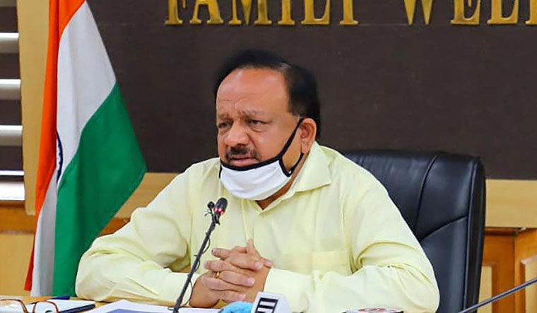 Union Health Minister Harsh Vardhan | PTI